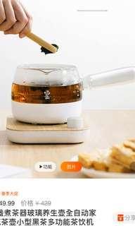鳴盞 煮茶器 / 茶壺/ 茶杯/ 花茶