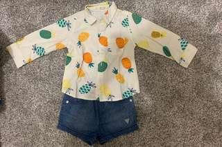 AUTHENTIC PRELOVED FIFI AND CO LONGSLEEVE