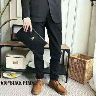 (Ready Stock) Versace Men Clutch Zip Wallet