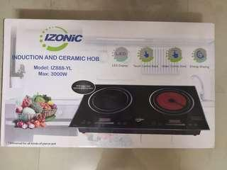 Izonic induction cooker