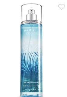 Sea Island Cotton Fragrance Mist