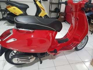 Vespa Sprint iget th 2016
