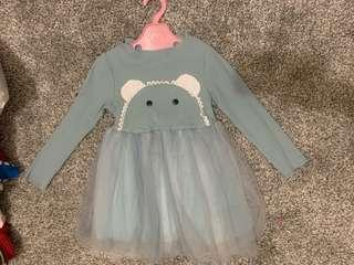 AUTHENTIC PRELOVED FIFI AND CO DRESS
