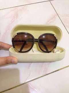Kacamata Chloé (brown)