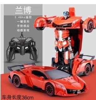 🚚 TRANSFORMER CAR ROBOT  7 TO 10 DAYS PROCESS