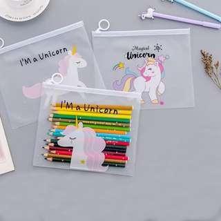 🚚 [AVAILABLE] Unicorn Transparent Bag