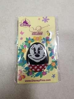 Easter 2019 迪士尼 Disneyland 復活節襟章 Minnie Mouse (包平郵)