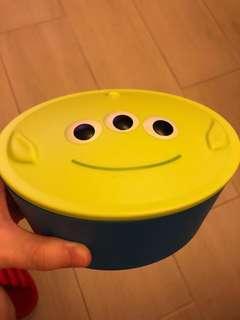 三眼仔食物盒