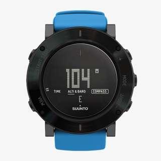 🚚 Suunto Core Blue Crush Outdoor Watch SS021373000