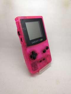 Gameboy Color Game Boy Atomic Pink Magenta