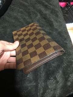 🚚 Lv 正版 經典棋盤格長夾 Louis Vuitton