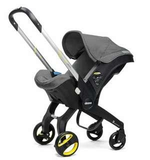 Doona Stroller with 3 Brand New Accesory