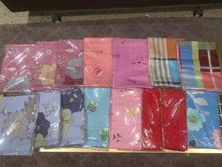 Bantal/Sarung Bantal/Towel