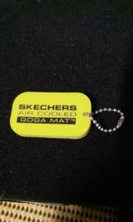 Free key chain for 1 small key (Skechers)
