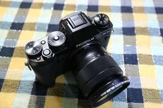 Kamera mirrorless Fujifilm xt1 lensa kit 16-50mm