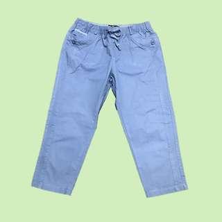 牛仔輕便調整褲 Denim Easy Pants