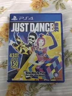 CD PS4 Just Dance 2016