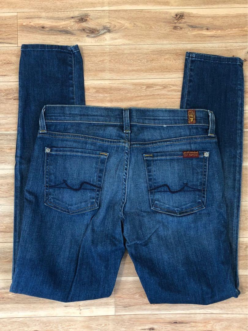 7 for all Mankind - Gwenevere Jeans - Size 26 - MidRise