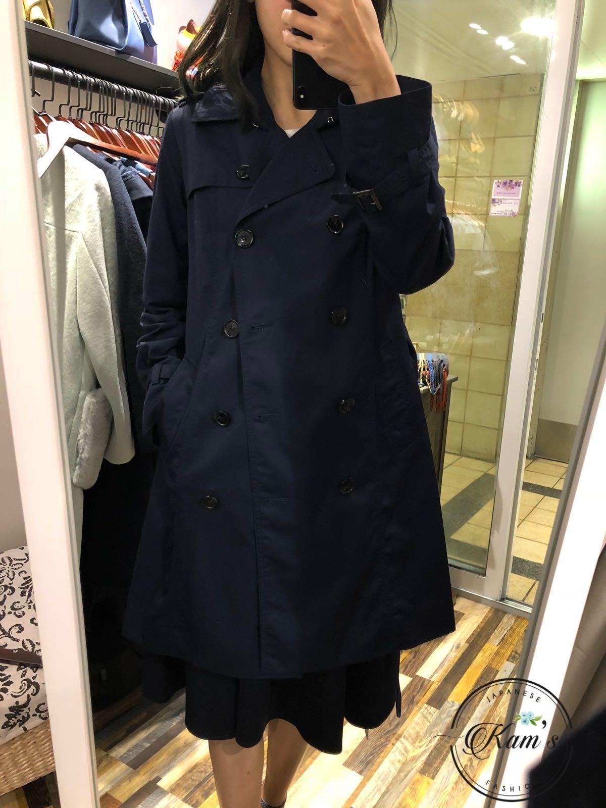 日本🇯🇵入口 乾濕褸 2個色