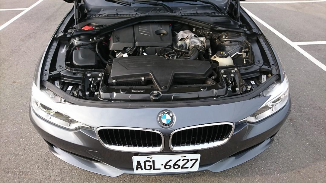 百歐國際-宗祐汽車 推薦你 一台優質的好車 BMW 316i 優雅外型 科技配備 文青內裝 省油省稅 原版件 可全貸 請洽:0952-569-058