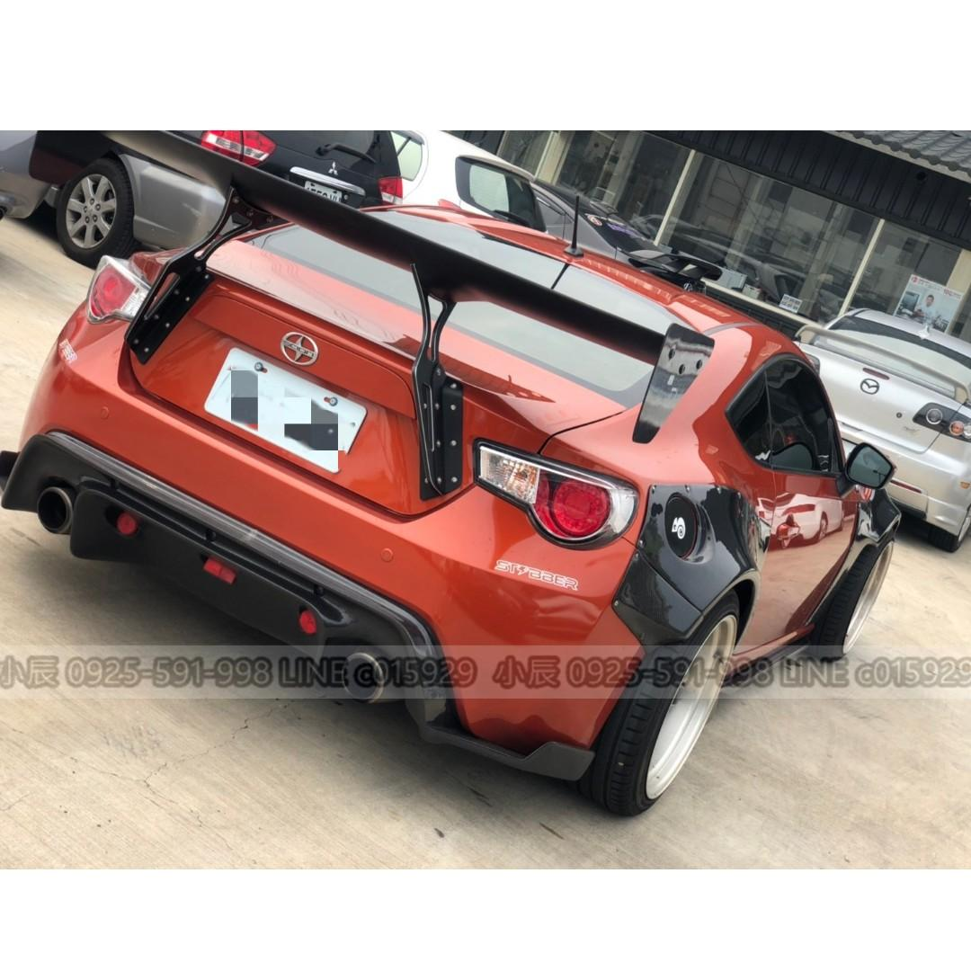 燒燙燙的 豐田 FT86 喜歡改裝車的別錯過 審核個人貸款額度 強力過件低利率 LINE:c015929
