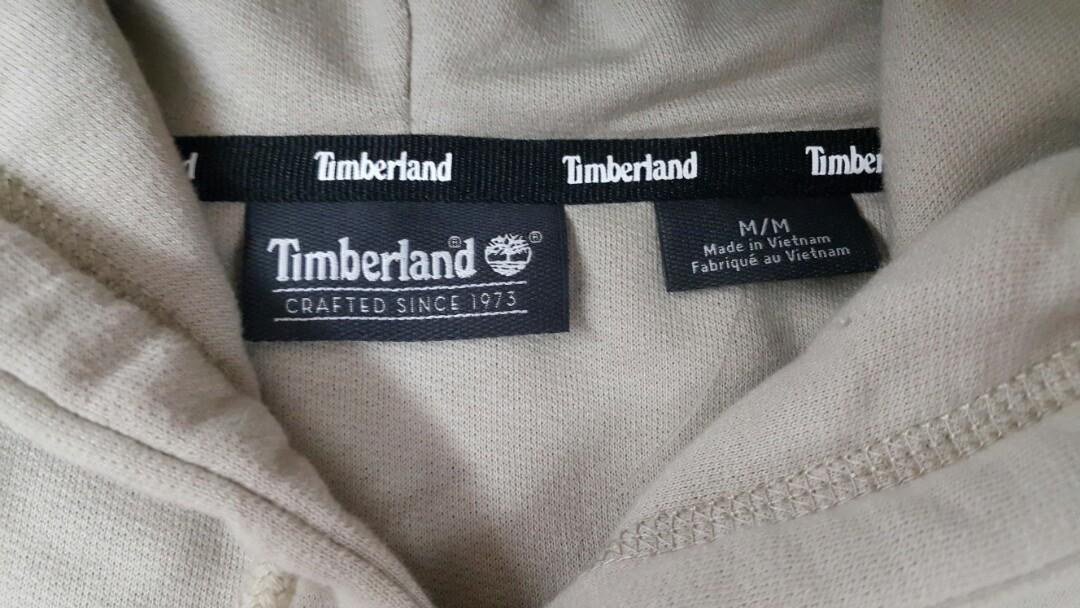 全新正品 TIMBERLAND 男裝長袖衫(M碼)
