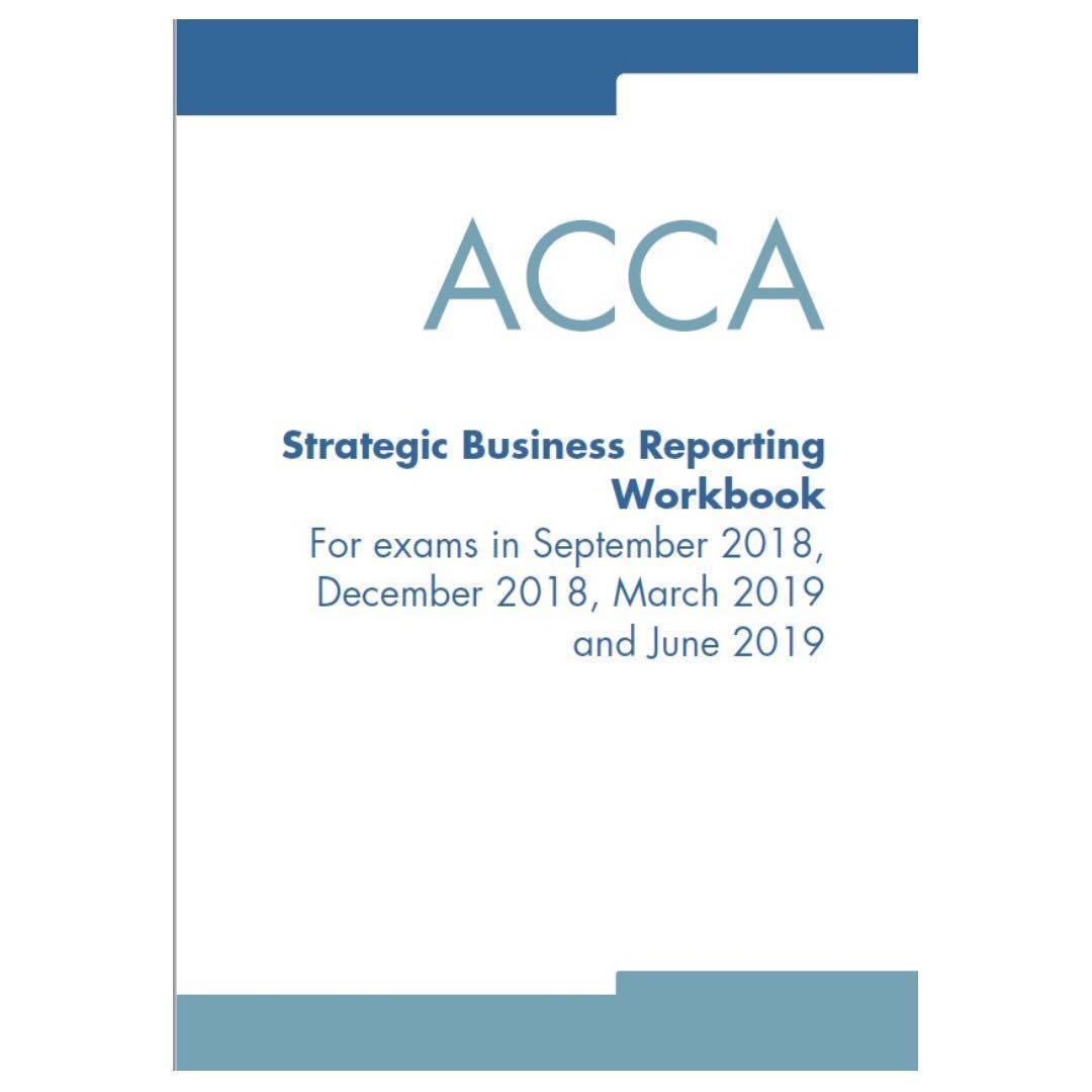 ACCA SBR & SBL 2019 softcopy, Books & Stationery, Textbooks