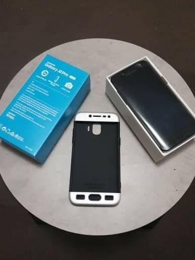 AS NEW Samsung Galaxy J2 Pro 2019 16gb Blk w/8gb SD Card + Housing