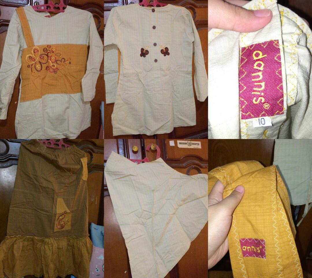 Baju Koko Anak dannis