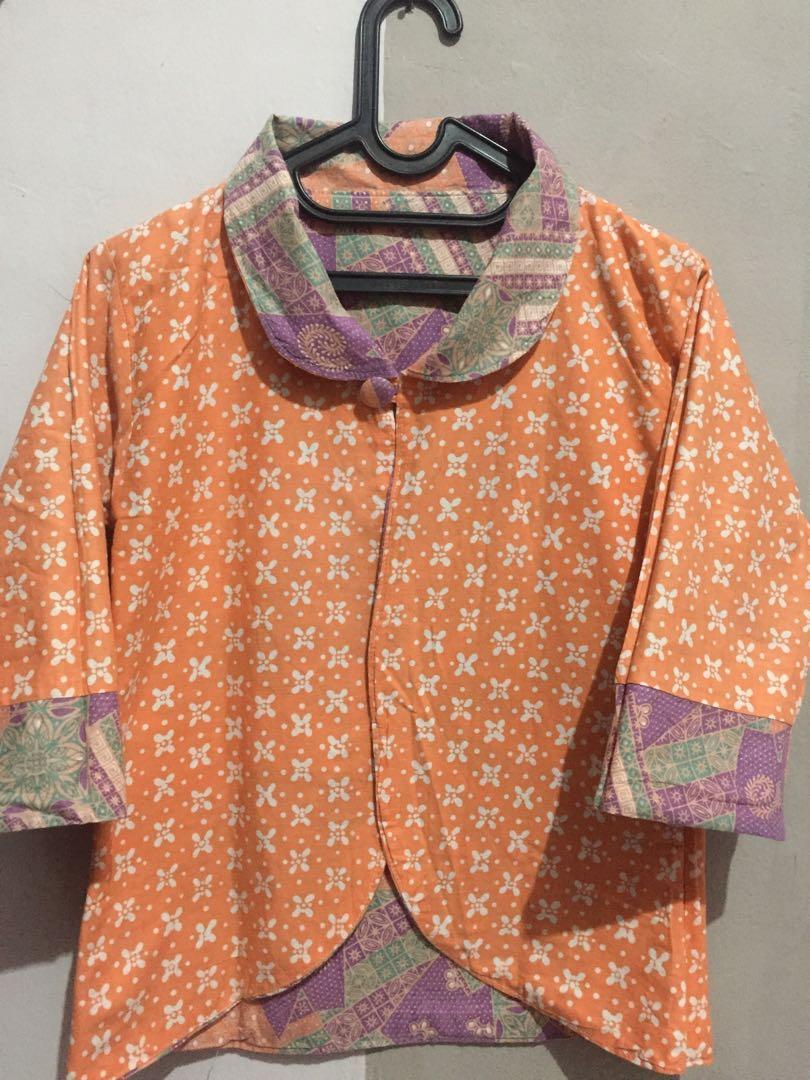 Batik Two Tone