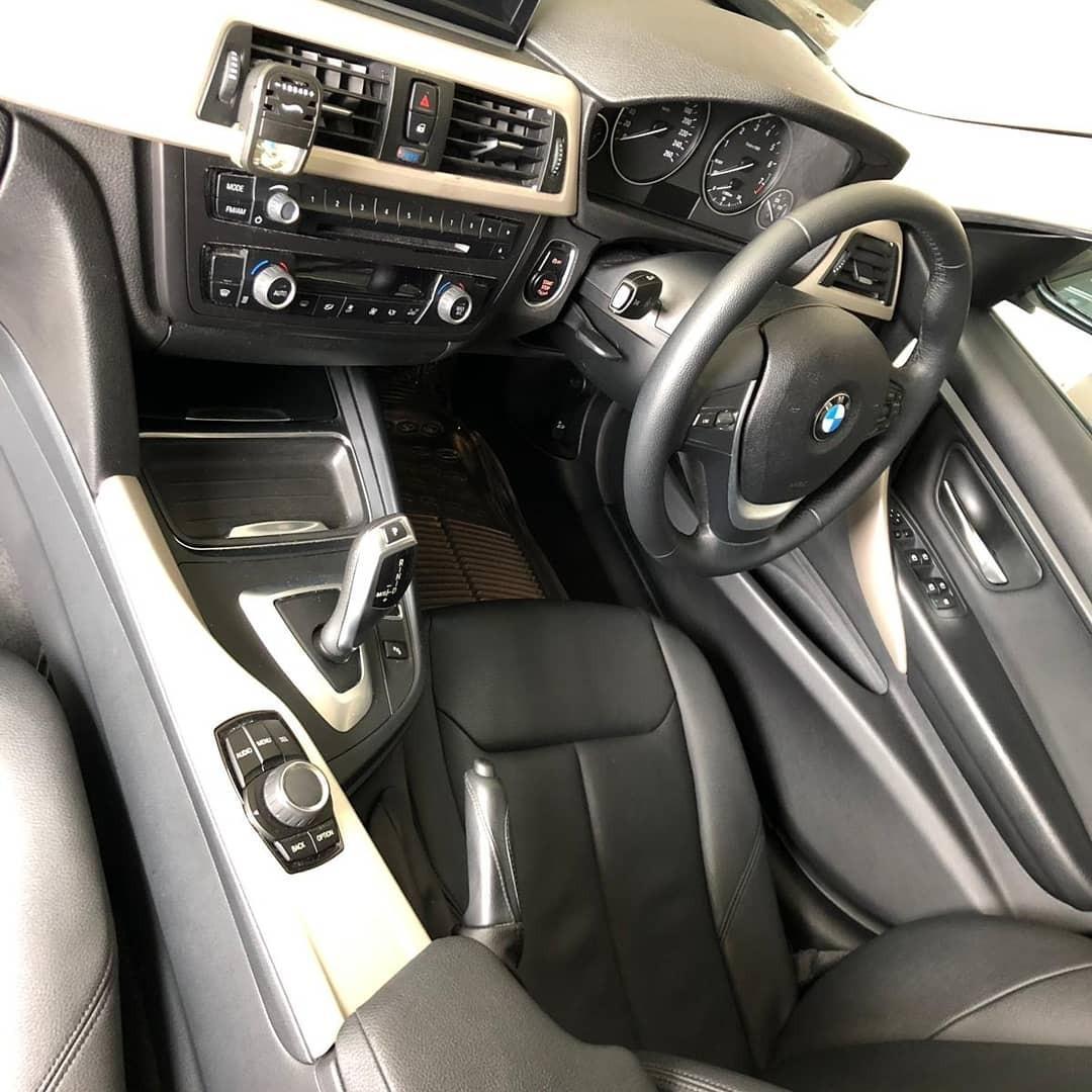 BMW 320i ED EDITION (F30) 2014