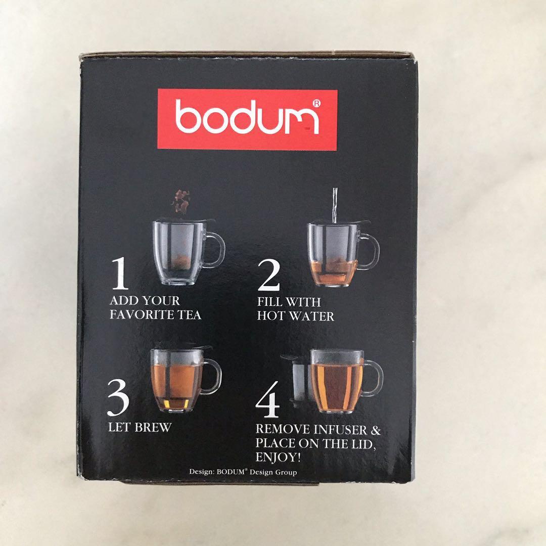 Bodum Bnib Mugamp; Set Yo Infuser Tea KJTlF13c