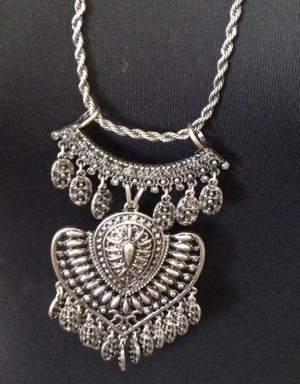 Boho long Necklace