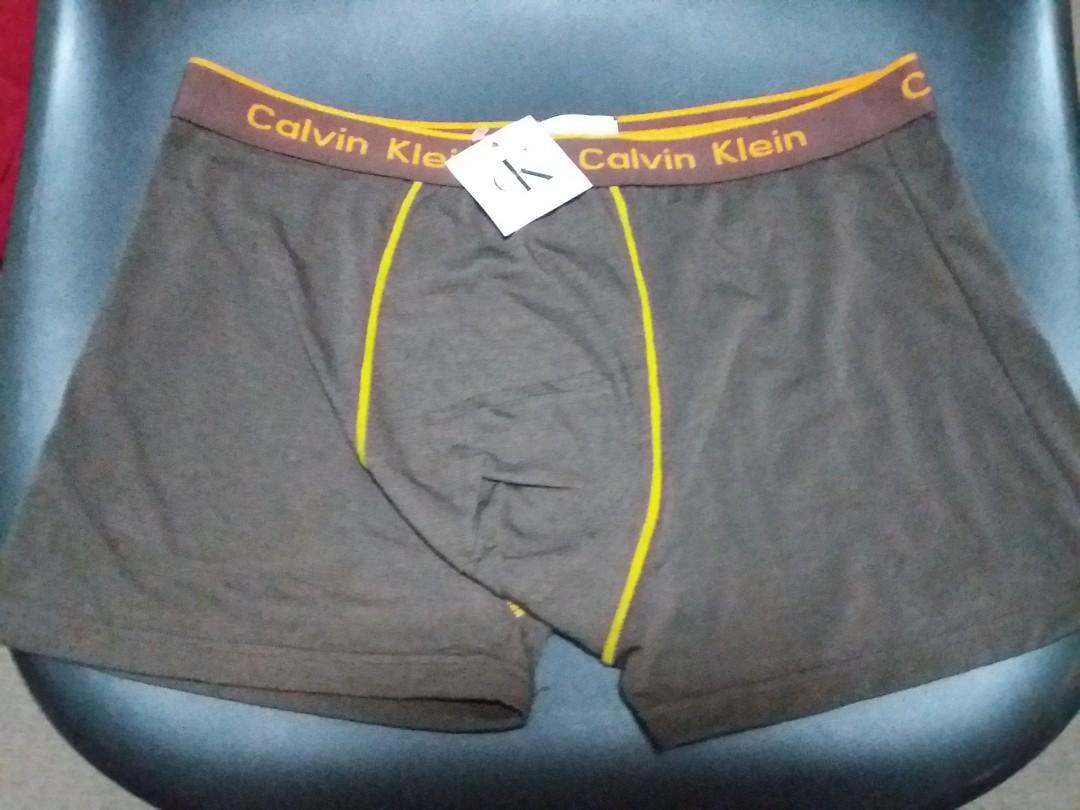 CK Calvin Klein Underwear Trunks Boxers Designer Sleepwear