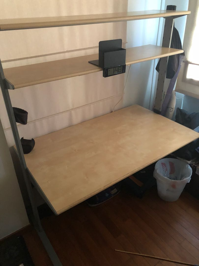 Computer Table From Ikea Furniture Tables Chairs On Carousell