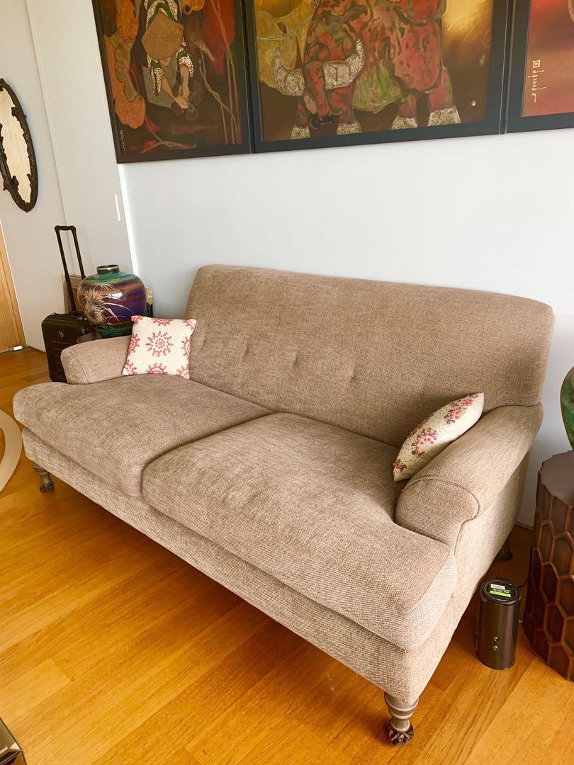 Crate Barrel Sofa Furniture Sofas