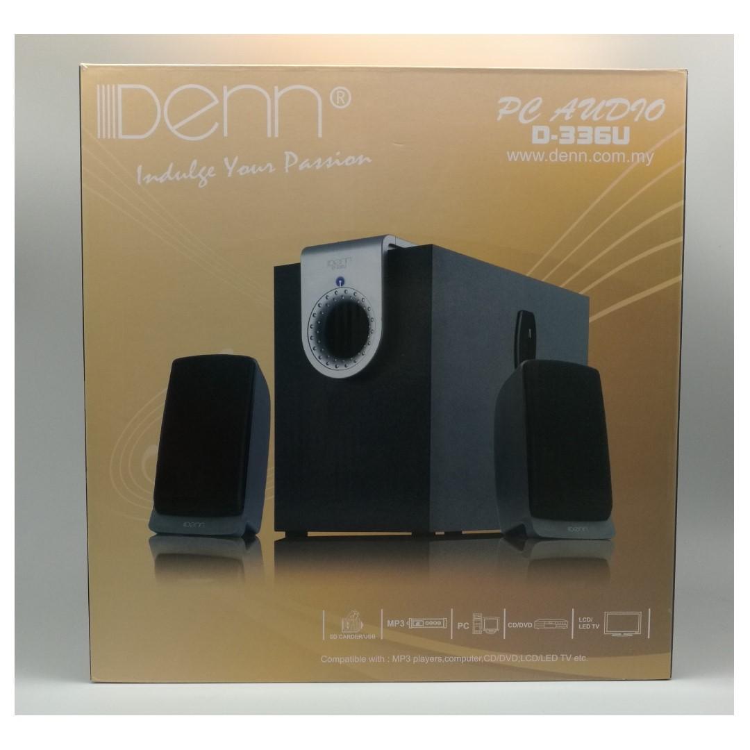 DENN D-336U PC Audio