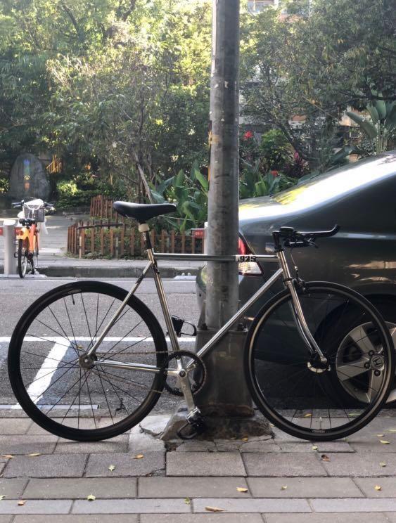 Fixed gear 單速車