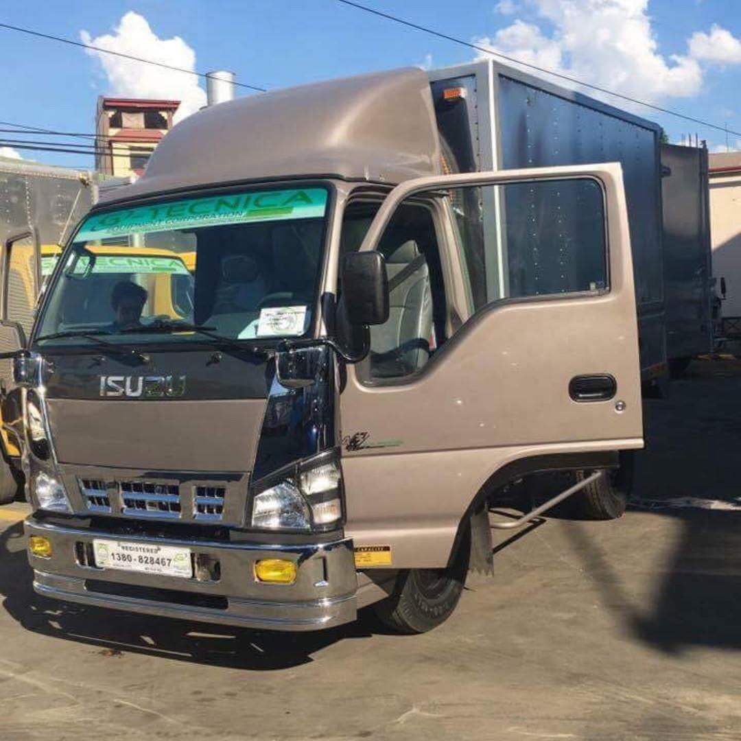For Rent L300 / H100 / 4w Truck closed van delivery cargo lipatgamit shuttle service