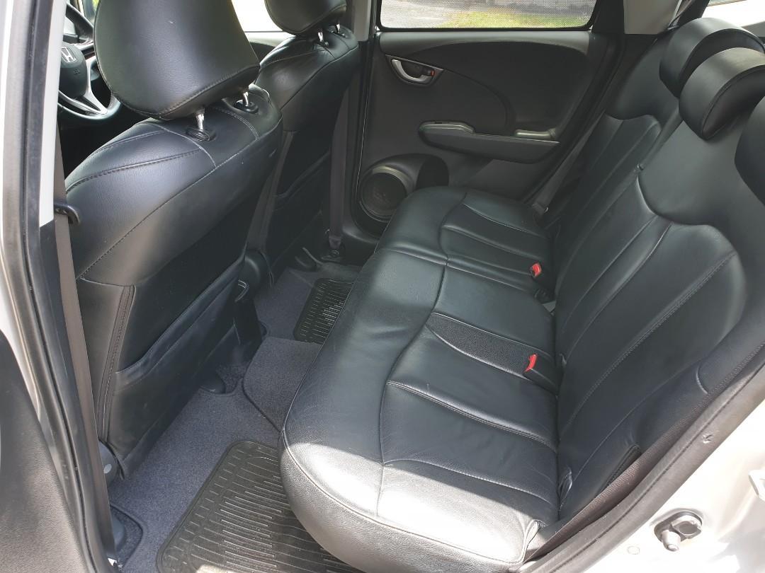 Honda Jazz 1.5 S Skyroof i-VTEC Auto