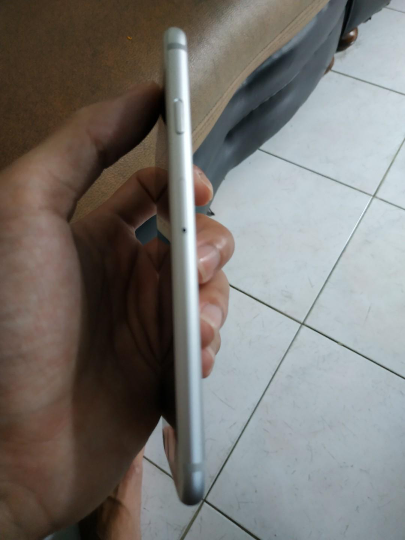 Iphone 6 16gb silver ex ibox model PA