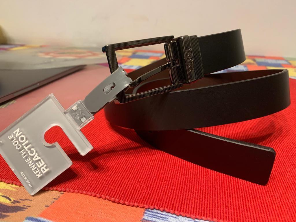 Kenneth Cole leather belt