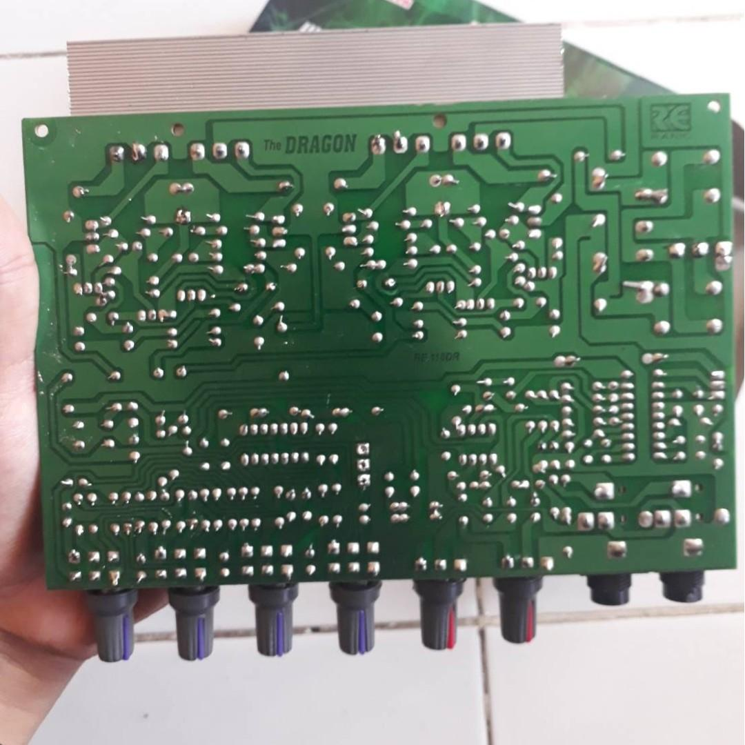Kit modul Power Amplifier Ranic 1600 WATT PMPO