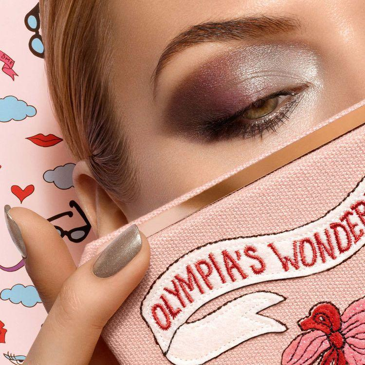 Lancome Olympia's Wonderland Palette LIMITED EDITION