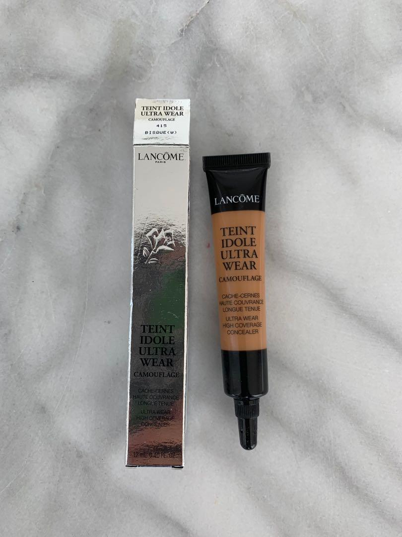 Lancome Teint Idole Ultra Wear Camouflage Concealer in #415