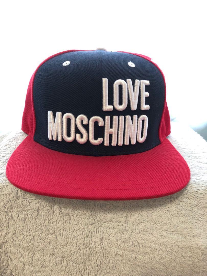 d76d413ce3 LN Love Moschino Cap, Women's Fashion, Accessories, Caps & Hats on ...