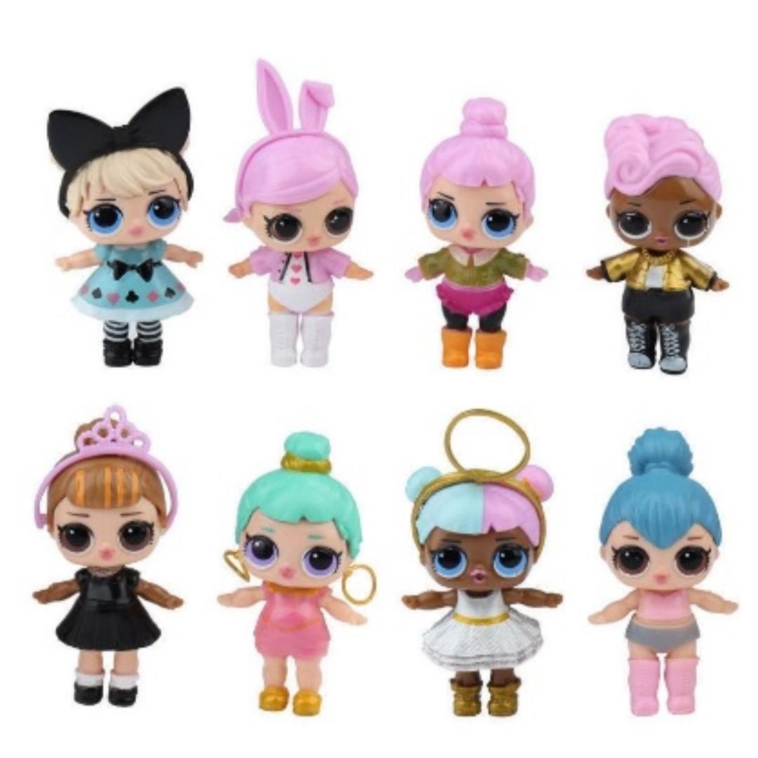 LOL Surprise Doll cake topper / cake decoration / Mini ...