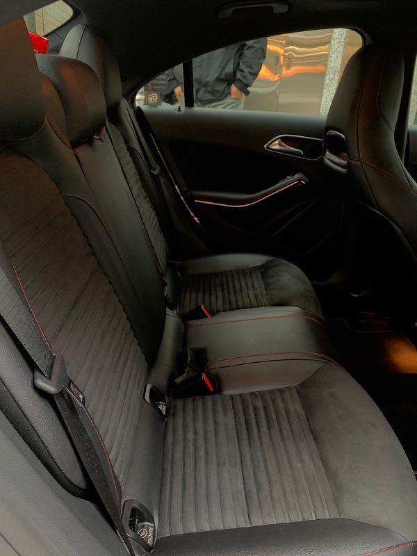 MERCEDES-BENZ CLA250 AMG 2013