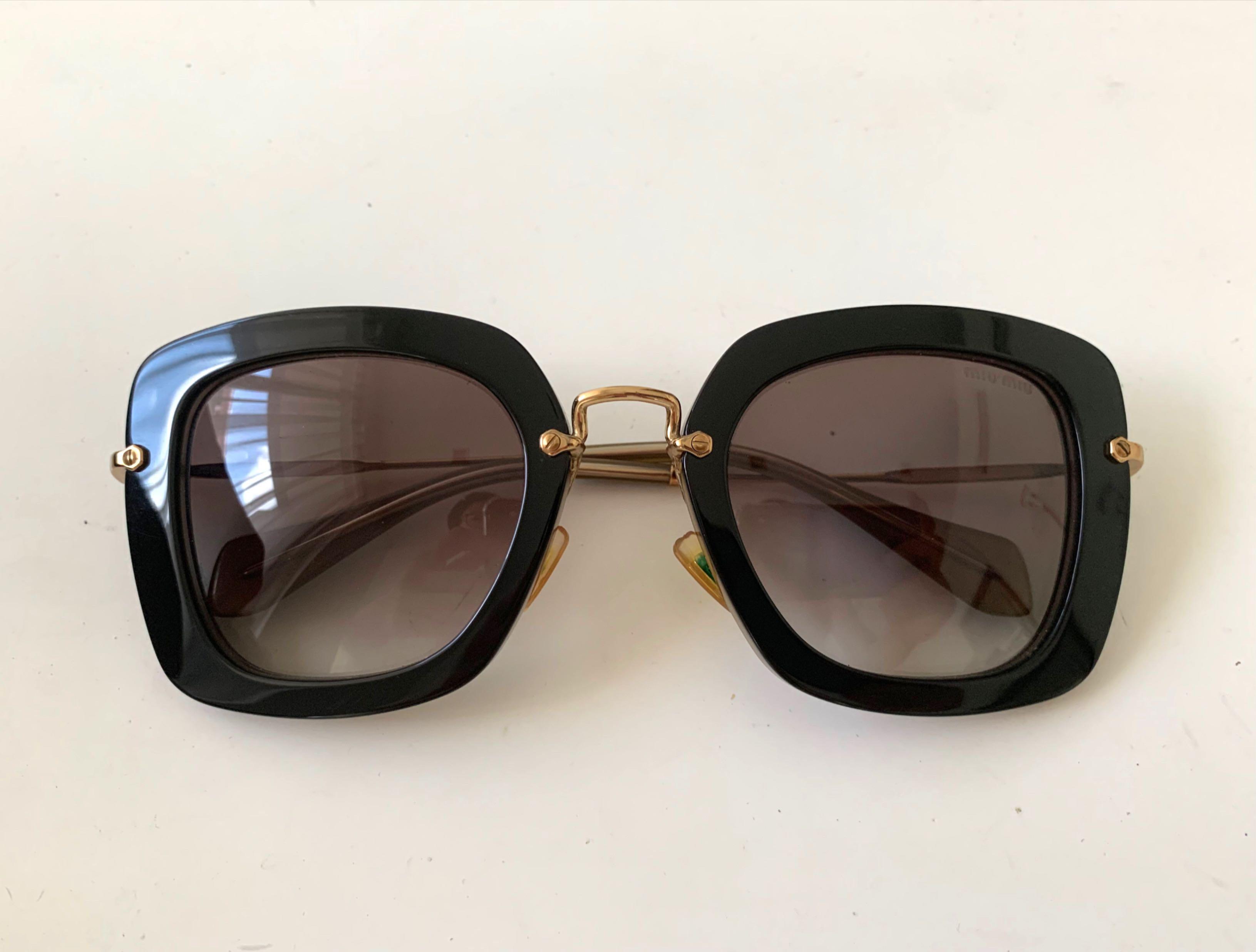 a4db4ebabe8d Miu Miu sunglasses