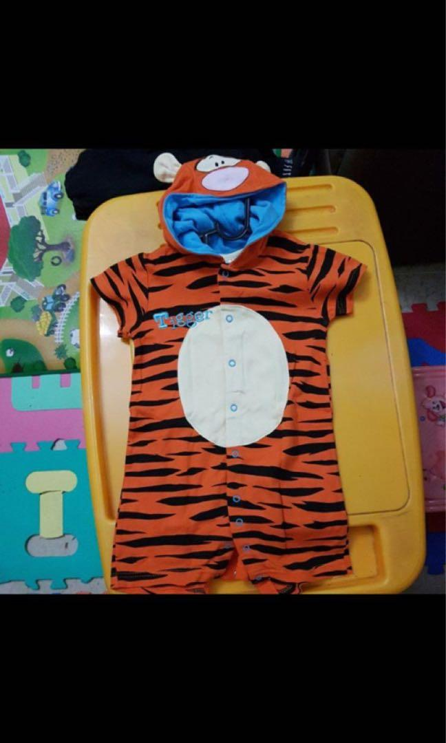 👶💰Mothercare Tiger Costume